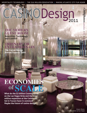 Casino Design 2011 Issue